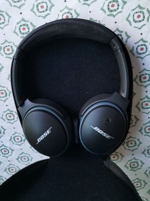[Almost New!] Bose Soundlink Around Ear II Headphones for Sale in City of Industry, CA