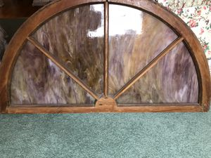 Antique stained glass window for Sale in Pittsburgh, PA