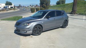 2006 Mazda 3 Hatchback, 2.3S - Project car - READ the whole post for Sale in Menifee, CA