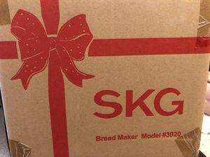 SKG - Brand New Bread Machine 2 LB #3920 for Sale in Fairfax, VA