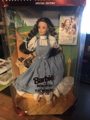 Dorothy Wizard of Oz Barbie Doll for Sale in Anderson, SC