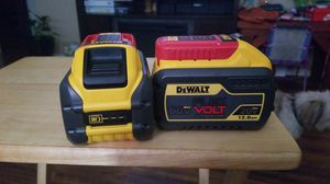 Dewalt batteries for Sale in Cary, NC