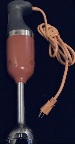 Kitchen Aid Commercial Immersion Blender (KHBC208ER) - Two Speed for Sale in Issaquah, WA