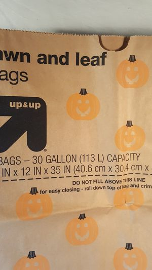 YARD BAGS X LARGE for Sale in Everett, WA