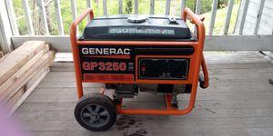 Generac 3250 gas generator looks & runs great ! for Sale in Kansas City, MO