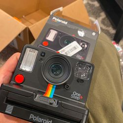 One Step+ Bluetooth Instant Polaroid Camera for Sale in Aberdeen,  WA