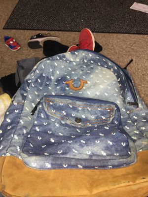 3506d2118b True Religion BookBag for Sale in Washington