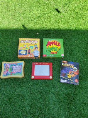 Kids games for Sale in Los Angeles, CA
