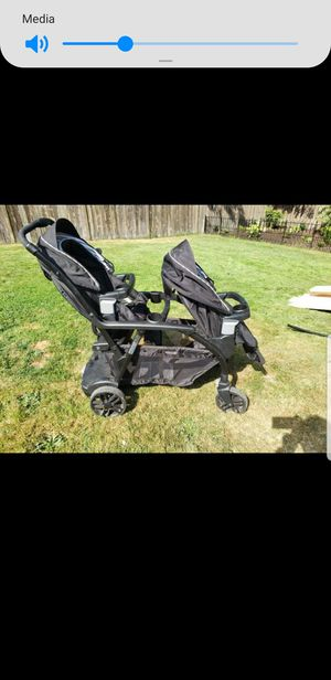 Graco modes duo double stroller for Sale in Tacoma, WA