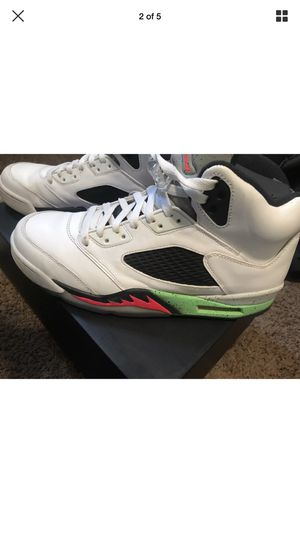 f47480752baef0 Air Jordan 5 retro size 10 all stars VNDS like new work box for Sale in
