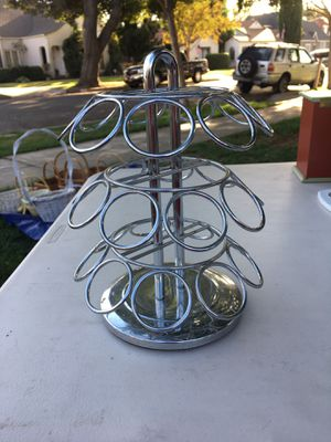 Coffee pod holder for Sale in Chino, CA