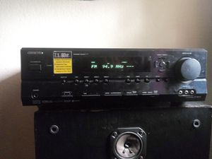 Onkyo Receiver for Sale in Fresno, CA