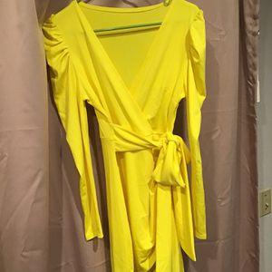 Yellow Winter Dress for Sale in Dixon, CA