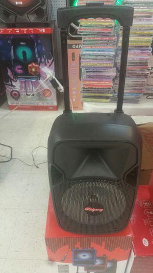 Kareoke speaker Bluetooth,,,, for Sale in Dallas, TX