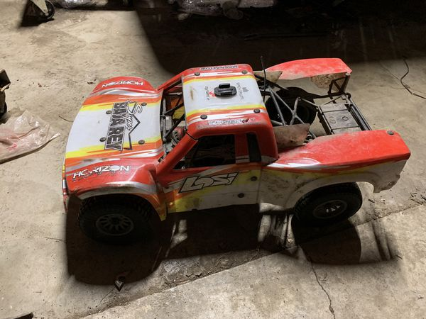 Losi super Baja ray