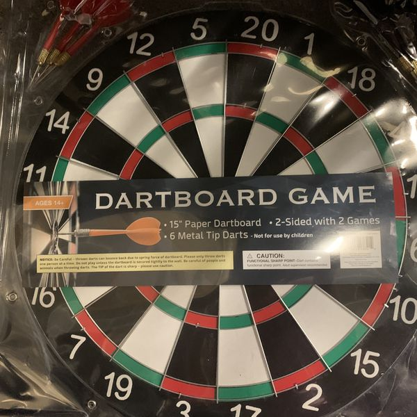 New Dartboard Game
