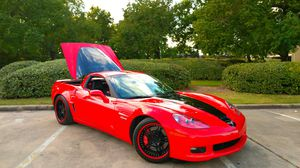 2007 Chevy Corvette Z06. W/SERIOUS CUSTOM WORK, a 4.27L Engine AND BANGERS for Sale in Houston, TX