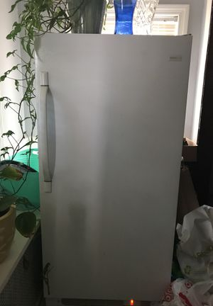 Frigidaire up right freezer for Sale in Wayland, MA