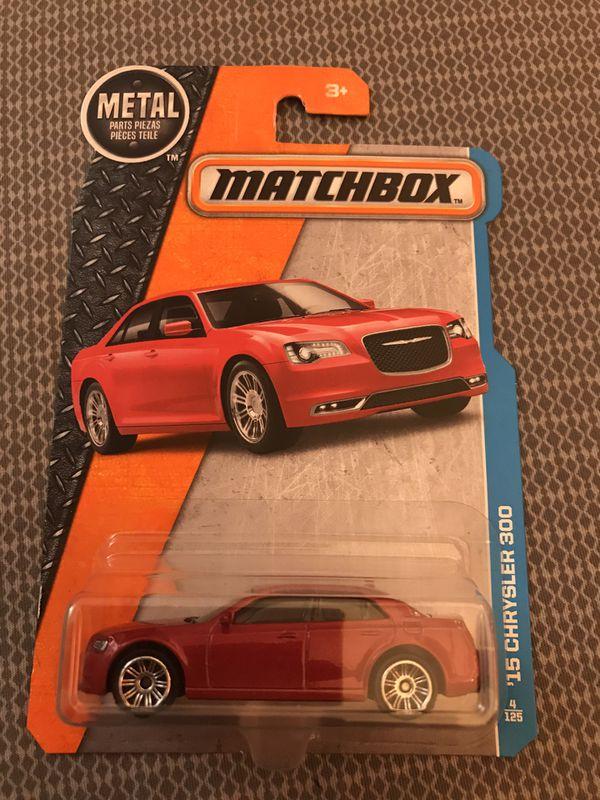 Matchbox Chrysler 300