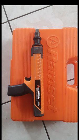 Concrete nails gun. for Sale in Oklahoma City, OK