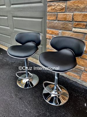 New 2 black stools for Sale in Orlando, FL