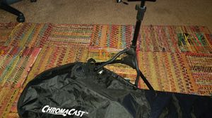 Guitar bag/case and stand for Sale in Gresham, OR