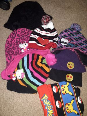 Kids beanies for Sale in Colton, CA
