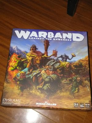 Warband against the darkeness for Sale in Norcross, GA