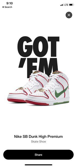 Nike SB Paul Rodriguez (8) for Sale in Roanoke, TX
