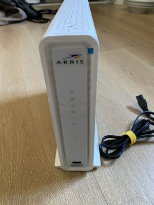 ARRIS SURFboard SBG6900AC Docsis 3.0 16x4 Cable Modem/ Wi-Fi AC1900 Router - $100 for Sale in Oakland, CA