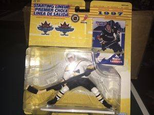 Starting lineup Mario Lemieux for Sale in Hampton Township, PA
