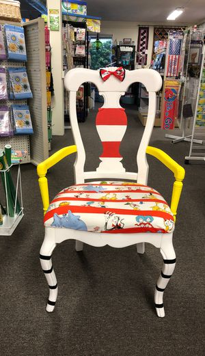 Dr Suess reading chair for Sale in Sebring, FL