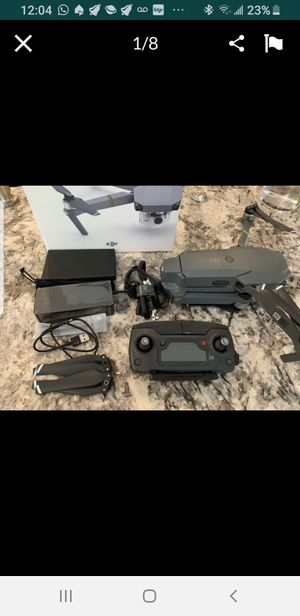 Dji mavic pro for Sale in Miami, FL