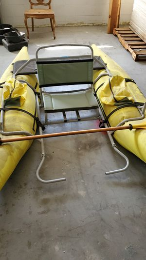 Fishing Kayak by the Creek Company for Sale in San Marcos, CA