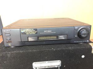 Sony SLV-770HF video cassette Recorder for Sale in Boynton Beach, FL