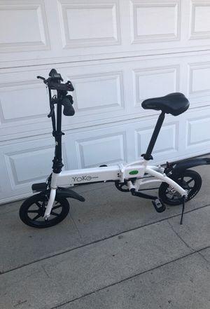 Greenbike, Yoko Premium Electric Bike. for Sale in Gardena, CA
