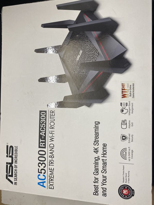 Asus Tri-Band Router
