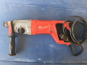 Milwaukee 8 Amp Corded 1 in. SDS D-Handle Rotary Hammer for Sale in Whittier, CA