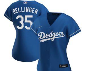 Los Angeles Dodgers Cody Bellinger #35 Blue Nike Women's Jersey medium for Sale in Baldwin Park, CA