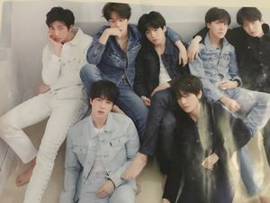 Bts poster for Sale in Montgomery, AL