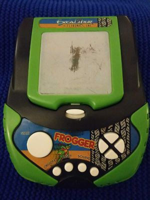 Vintage Hand Held Frogger Game for Sale in Bloomington, IL