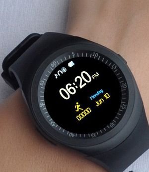 New smart camera watch camera phone web talk and text wrist watch bluetooth or sim card for Sale in Whittier, CA