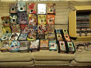 Yu-Gi-Oh big collection. for Sale in Durham, NC