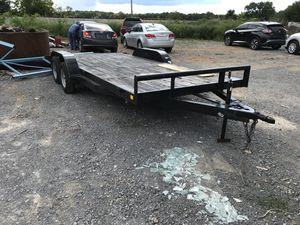 18 ft car trailer for Sale in Murfreesboro, TN