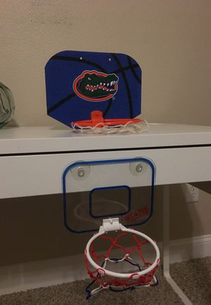 2 Hang-Up Basketball Hoops for indoors for Sale in Land O Lakes, FL