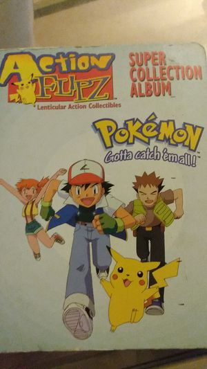 Pokémon Action Flipz for Sale in Providence, RI