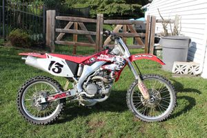 Honda CRF450R for Sale in Damascus, MD