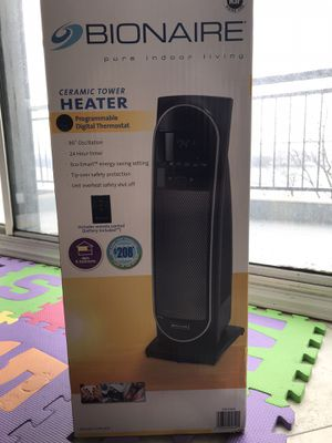 Heater (unopened box) for Sale in Fort Lee, NJ
