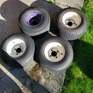 Golf Cart Tires for Sale in Brier, WA