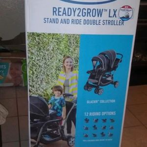 XL sit And Stand Stroller for Sale in Fresno, CA